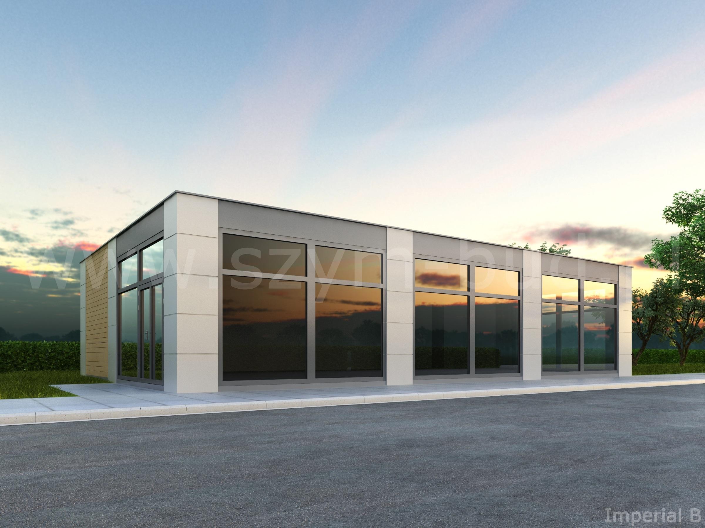Tylko na zewnątrz Kontenery mieszkalne przenośne - Produkcja, Projekty, Budowa LC69