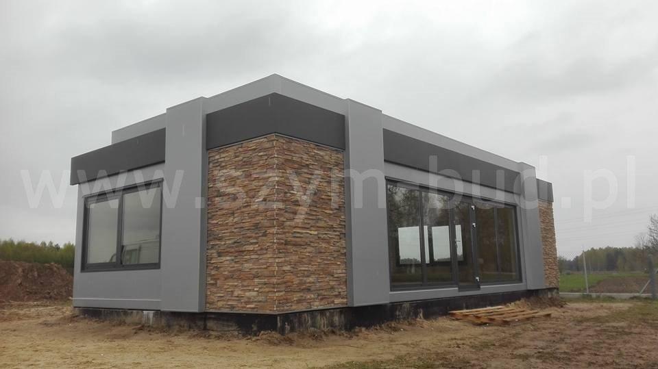 Zaktualizowano Kontenery mieszkalne przenośne - Produkcja, Projekty, Budowa GL14